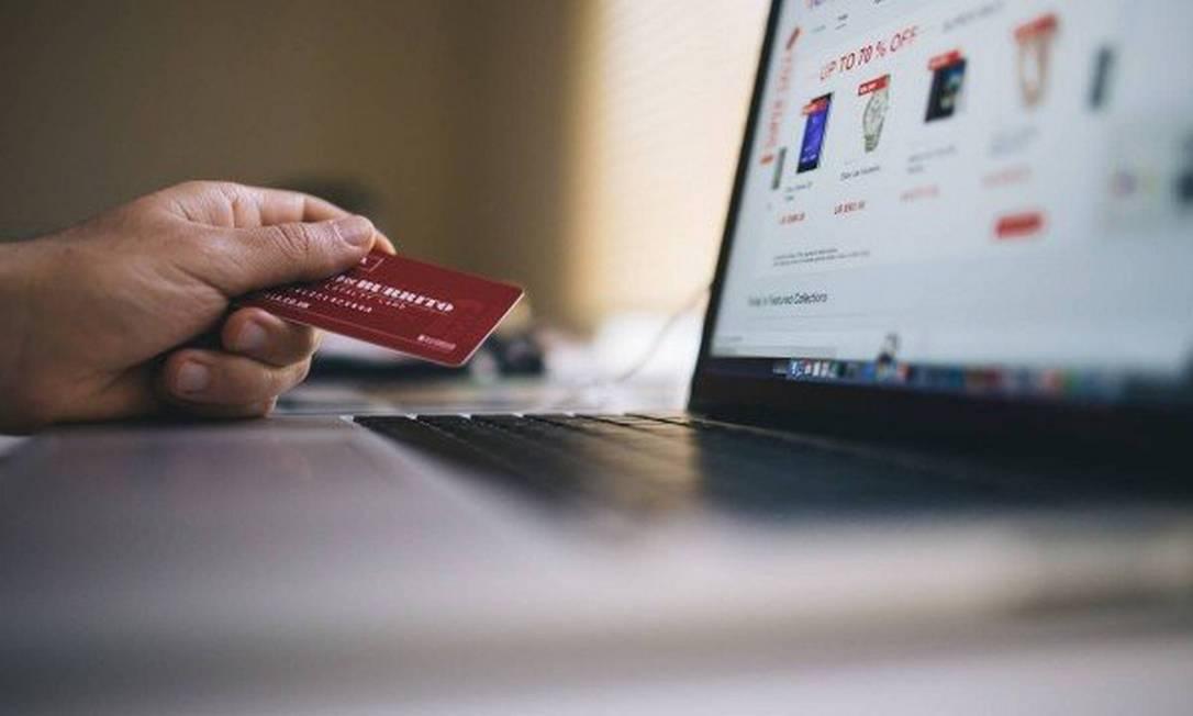 Em todo o ano passado, foram 3,5 milhões de tentativas de fraude, o que significa um potencial de perda de R$ 3,6 bilhões para o comércio eletrônico Foto: Pexels