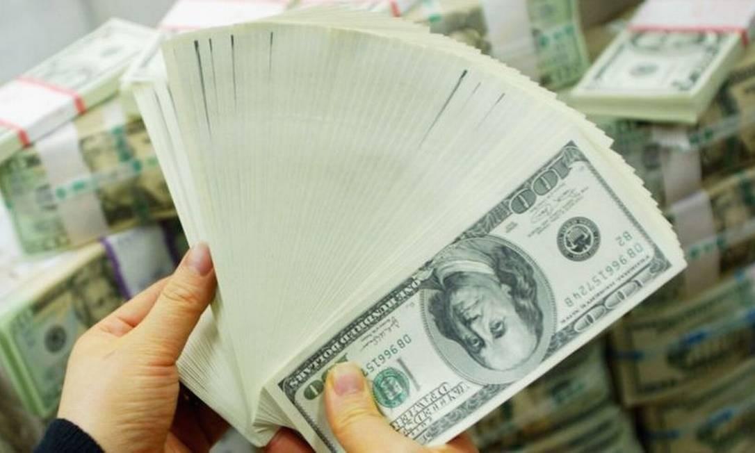 Abertura para contas em dólares no Brasil Foto: Getty Images