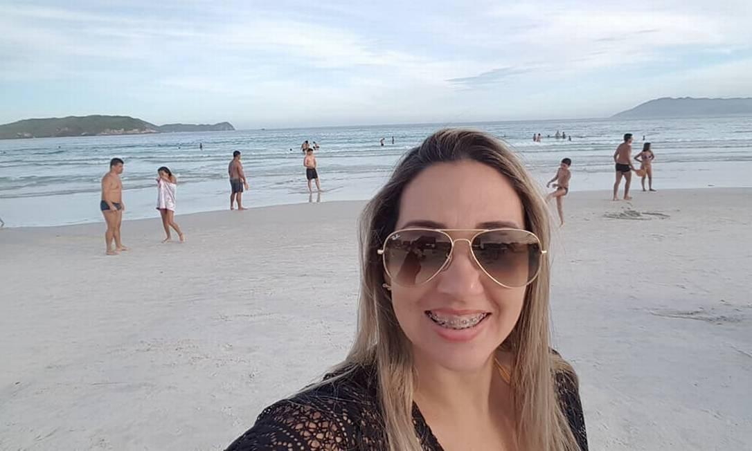 Adriana morreu após procedimento estético Foto: Reprodução