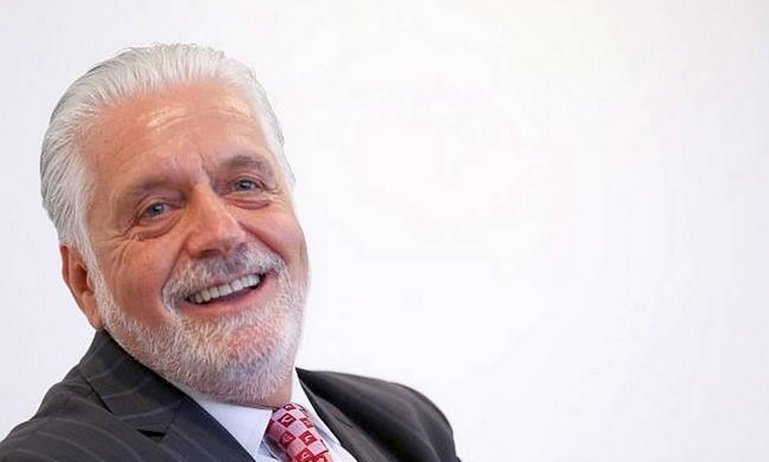 Senador Jaques Wagner (PT-BA) Foto: André Coelho/Agência O Globo