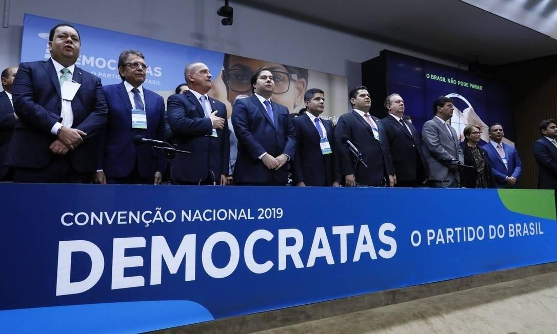 Convenção Nacional do DEM Foto: Luis Macedo/Divulgação