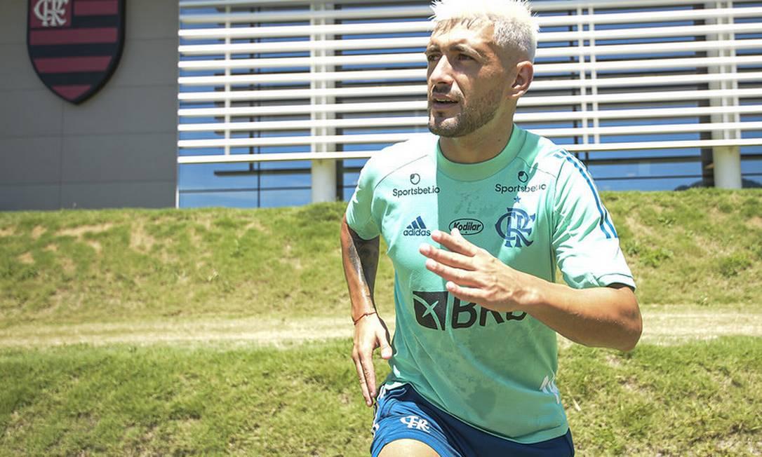 Arrascaeta Foto: Divulgação