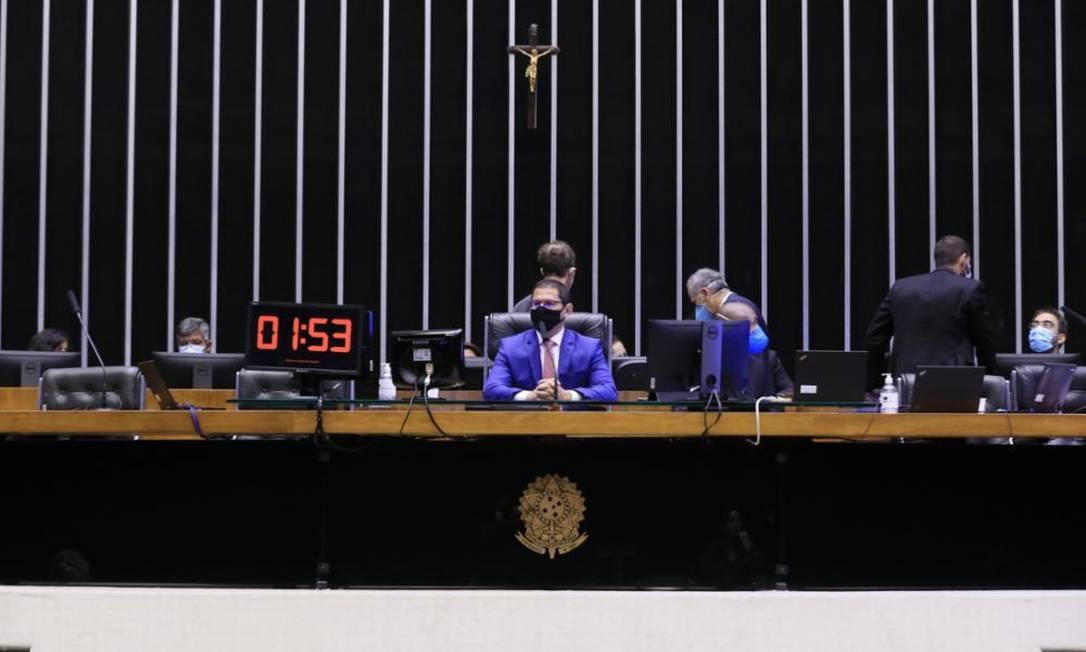 Ato da Mesa da Câmara vai definir o número máximo de deputados que poderão ficar no plenário Foto: Câmara dos Deputados