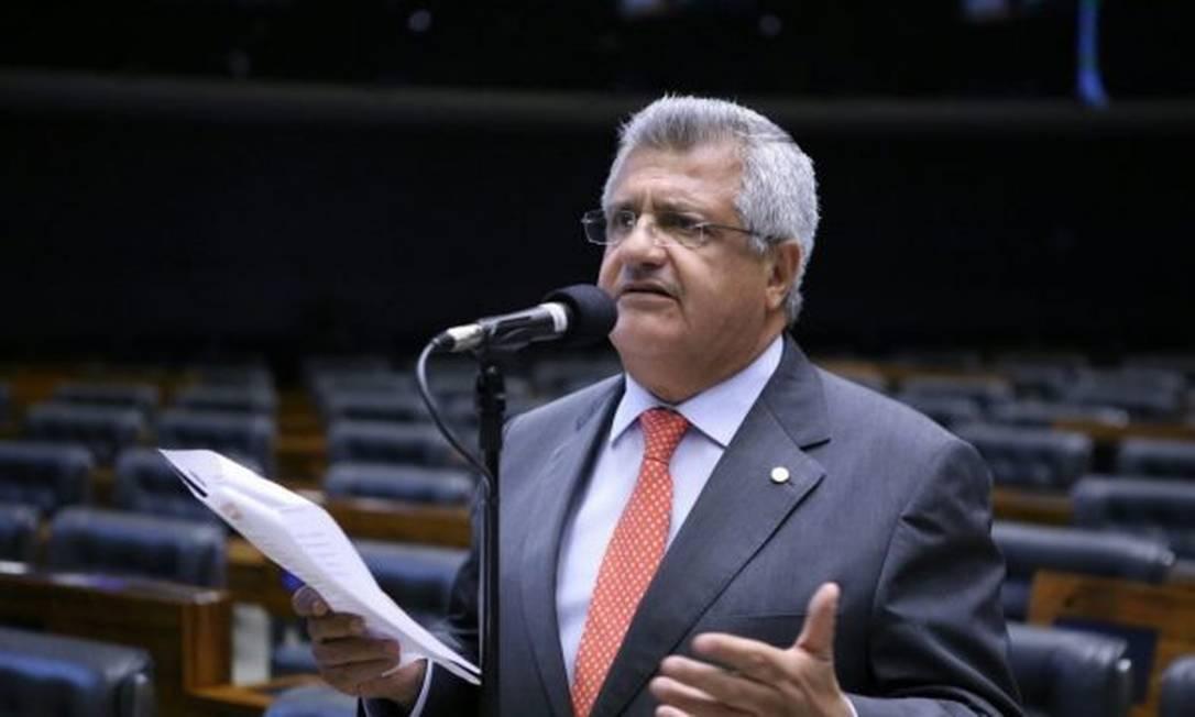 Deputado Bacelar (Pode-BA) Foto: Divulgação