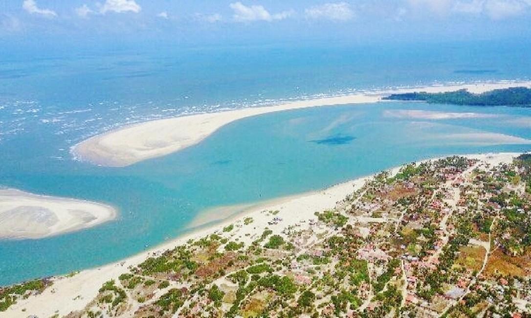 Praia de Atins, Maranhão Foto: Divulgação