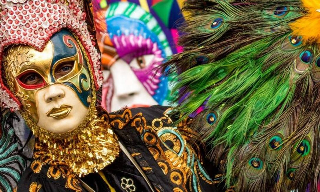 Setor de confecção de máscaras e fantasias também foi afetado por cancelamento do Carnaval em virtude da pandemia Foto: Divulgação