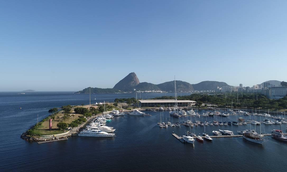Aluguel de embarcações para passeios de um dia na Marina da Glória teve aumento de 60% Foto: BR Marinas/Fábio Cavalcanti / Divulgação/