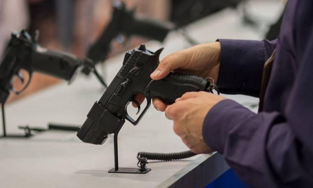 Presidente defende liberação de acesso às armas Foto: Getty Images
