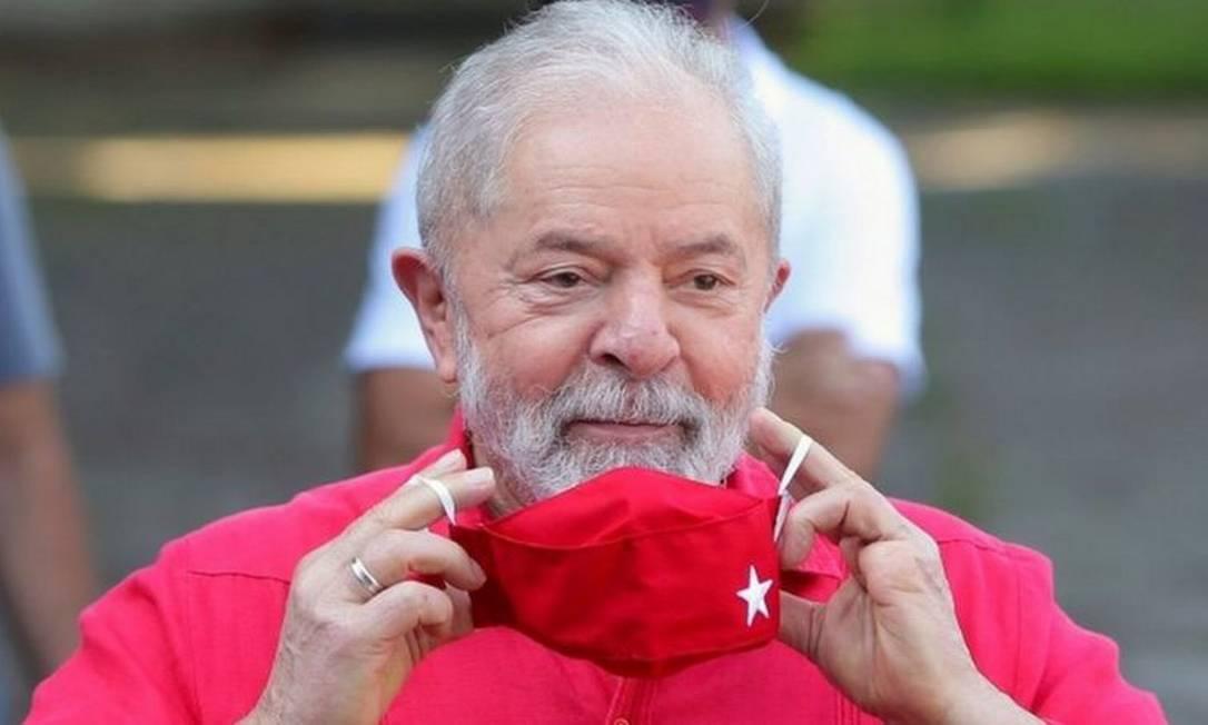 Defesa de Lula argumenta que Moro não agiu com imparcialidade na condução do processo contra o petista Foto: REUTERS/AMANDA PEROBELLI