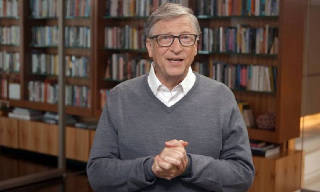 Para Bill Gates, grande parte da solução está na tecnologia Foto: Getty Images