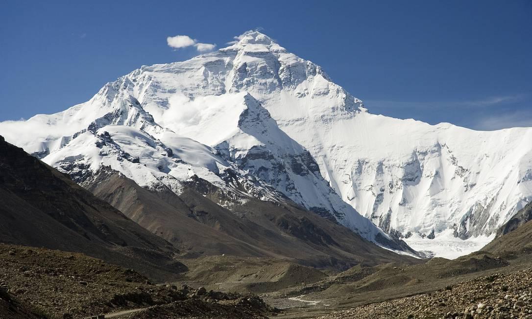 Monte Everest Foto: Luca Galuzzi/Creative Commons
