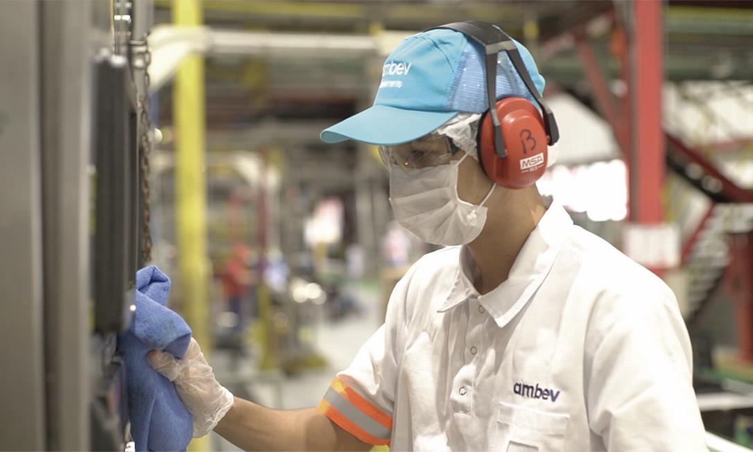 Empresas investem em protocolos de segurança para combater a pandemia Foto: Divulgação