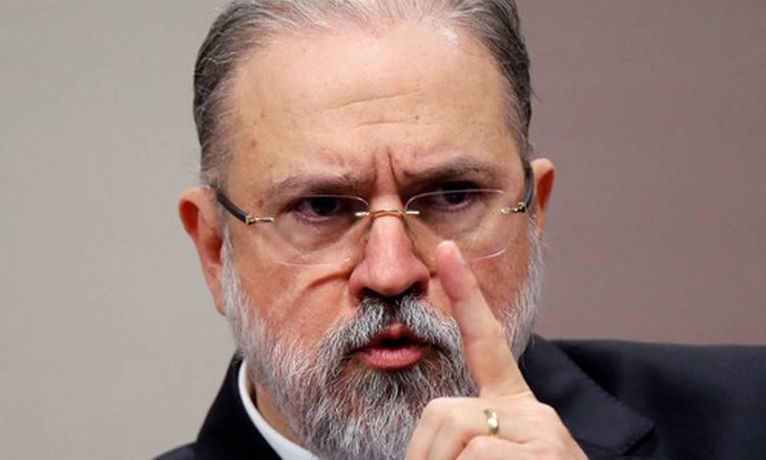 Augusto Aras, procurador-geral da República Foto: Adriano Machado/ Reuters