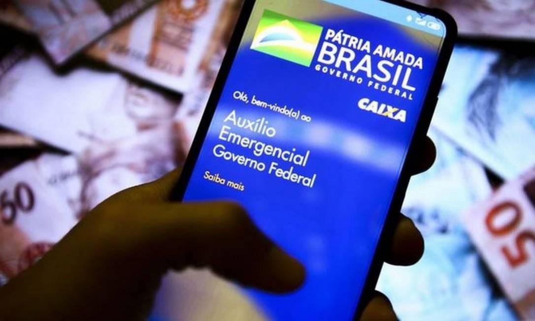 Auxílio emergencial custou quase R$ 300 bilhões em 2020 Foto: AGENCIA BRASIL