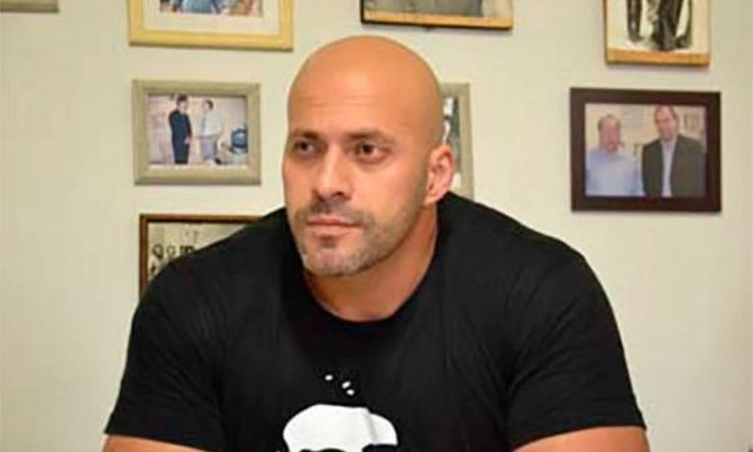 O deputado Daniel Silveira, do PSL do Rio de Janeiro Foto: Reprodução
