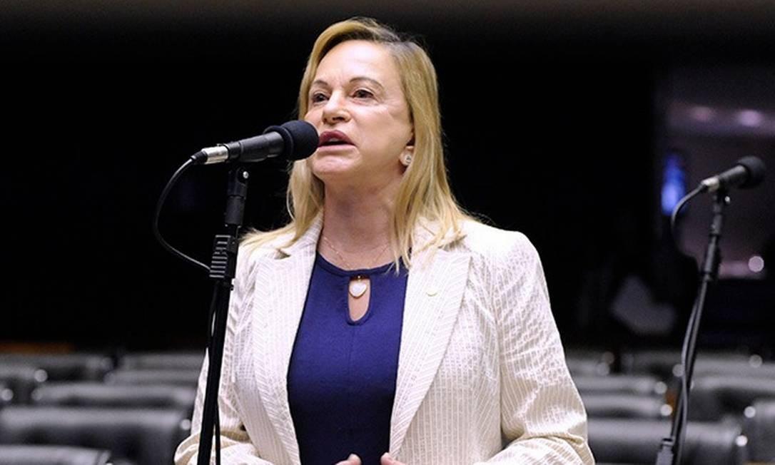 A deputada federal Magda Mofatto (PL-GO) Foto: Câmara/Divulgação