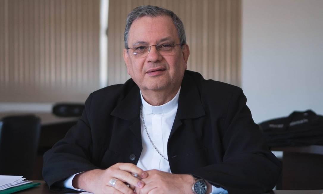 Dom Joel Portella Amado, secretário-geral da Conferência Nacional dos Bispos do Brasil Foto: Divulgação CNBB