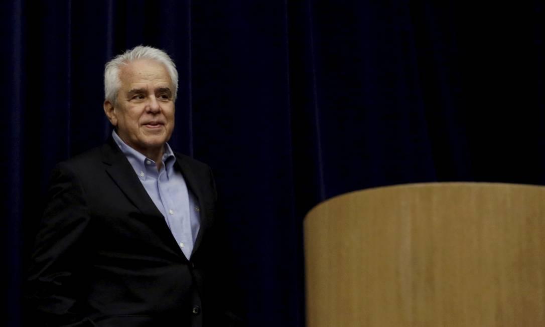 O presidente da Petrobras Roberto Castello Branco Foto: Marcos Ramos / Agência O Globo