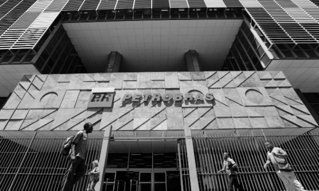 O fim da autonomia da Petrobras Foto: Arte