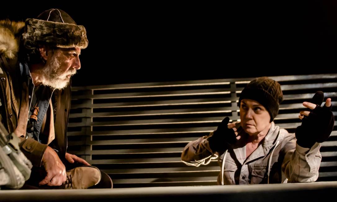 SC - Teatro cinema - Cuidado com as velhinhas carentes e solitárias - Cred Vinícius Giffoni Foto: Vinícius Pereira Giffoni de Lim