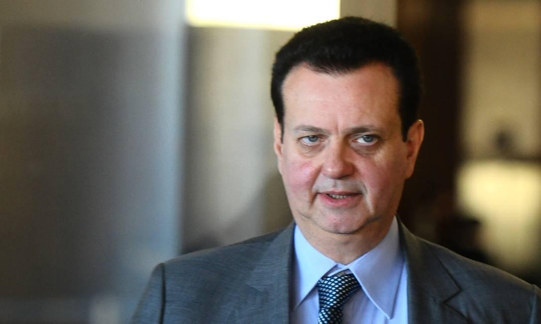 Ex-ministro Gilberto Kassab, presidente do PSD Foto: Ruy Baron / Agência O Globo