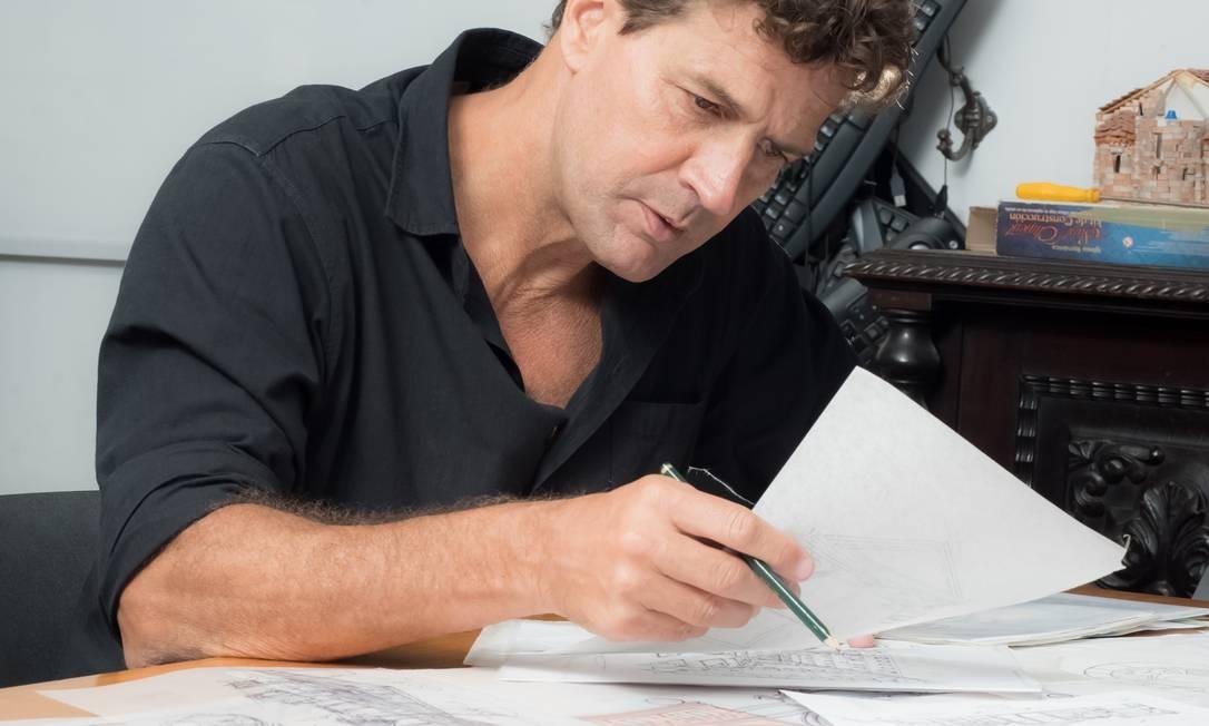 A assinatura do projeto é do arquiteto João Uchôa, de 59 anos, da CICLO Arquitetura. É dele a concepção do espaço administrado pelo Grupo Cataratas Foto: Divulgação/ CICLO Arquitetura