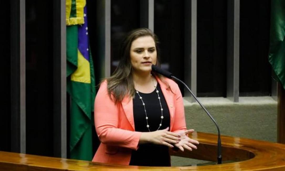 A deputada Marília Arraes Foto: Luis Macedo/Câmara dos Deputados