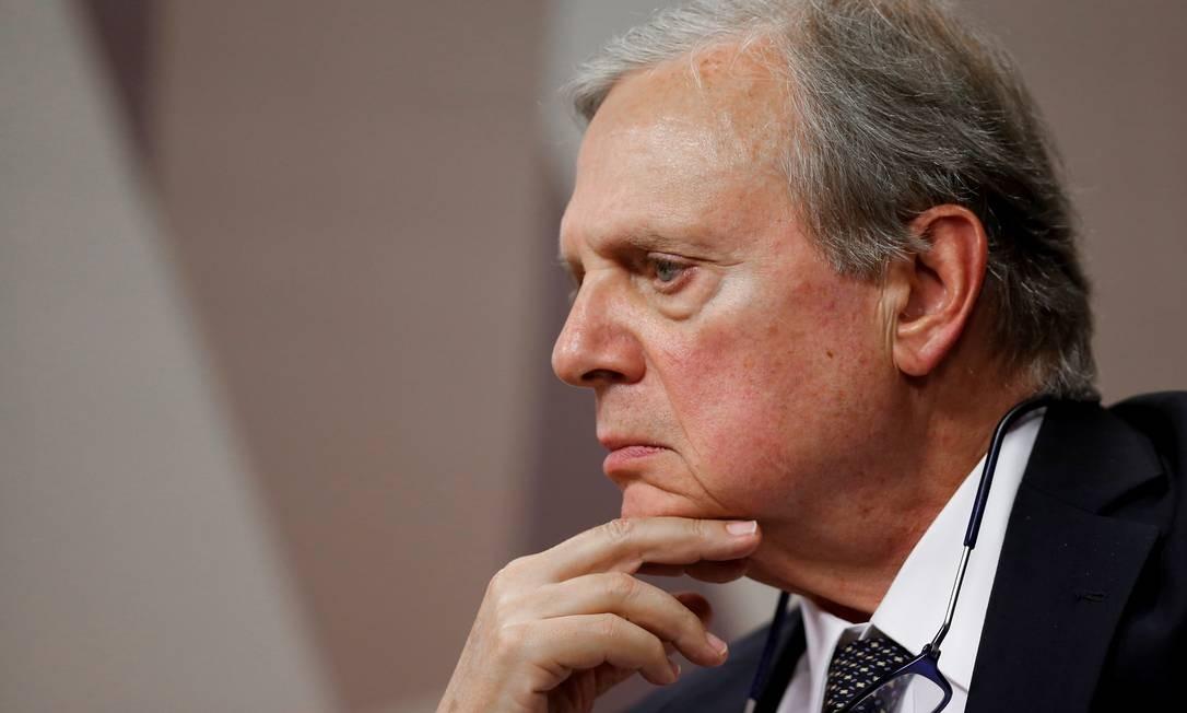O senador Tasso Jereissati (PSDB-CE), que foi relator da Lei das Estatais Foto: Adriano Machado / Reuters/4-9-2019