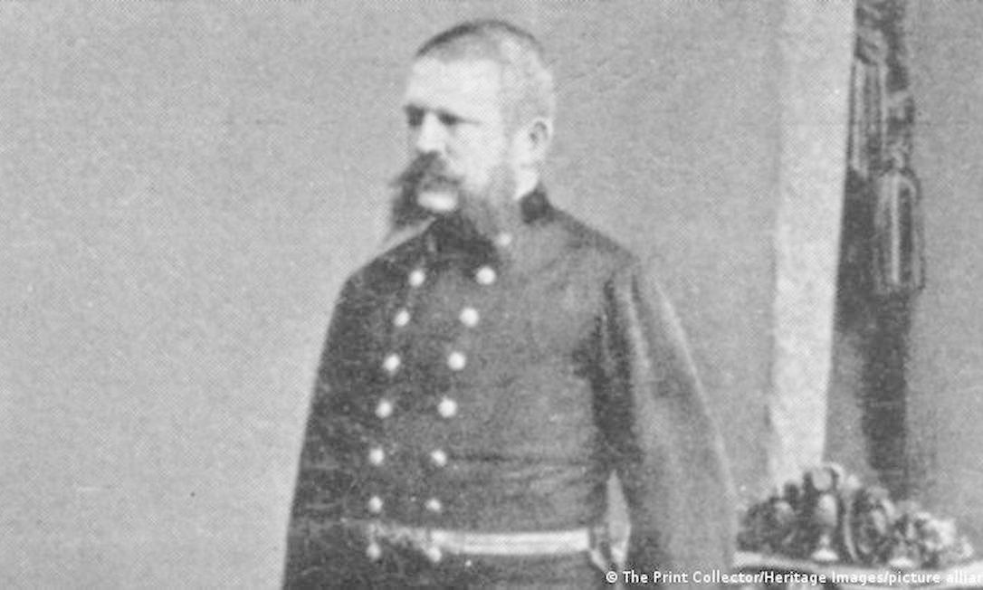 Alois Hitler, pai de Adolf Hitler, morreu em 1903 Foto: The Print Collector/Heritage Images/picture alliance