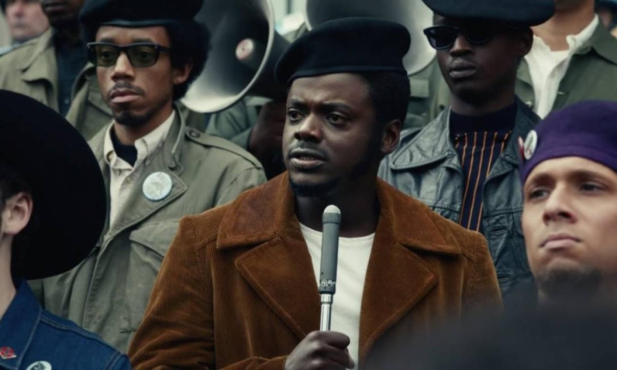 """""""Judas e o messias negro"""": Daniel Kaluuya levou o Oscar de ator coadjuvante Foto: Diulgação"""
