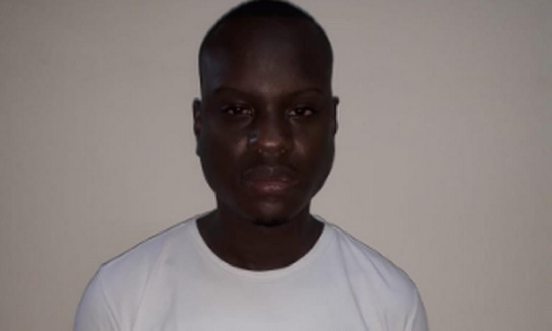 Sidney da Rocha Júnior foi preso por estelionato no Leblon Foto: Reprodução