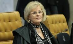 Rosa Weber, ministra do STF Foto: Carlos Moura/SCO/STF