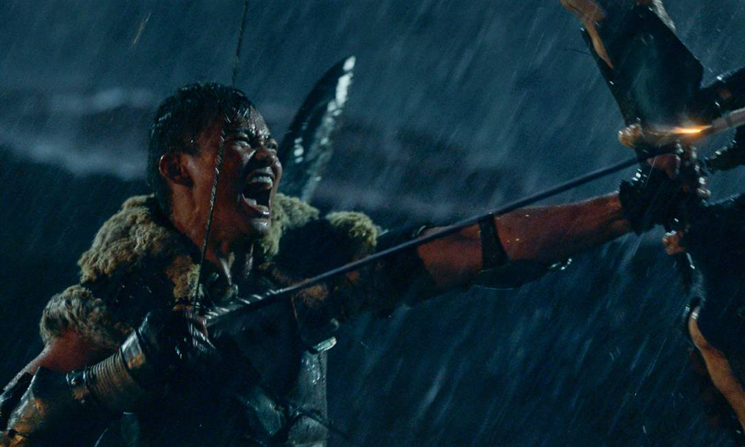 """O filme """"Monster hunter"""" foi gravado na África do Sul Foto: Divulgação"""