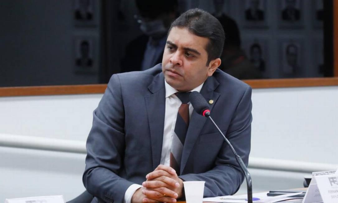 O deputado Fernando Rodolfo (PL-PE) foi escolhido para relatar do processo de Daniel Silveira (PSL-RJ) Foto: Câmara dos Deputados