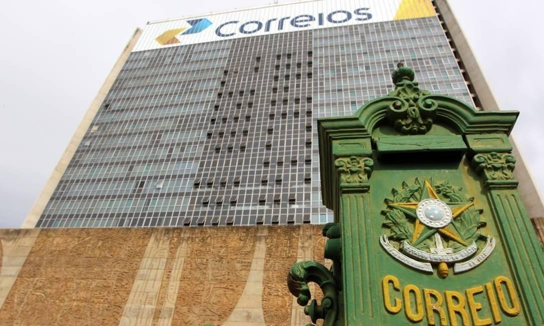 Correios Foto: Sergio Marques/Agência O Globo