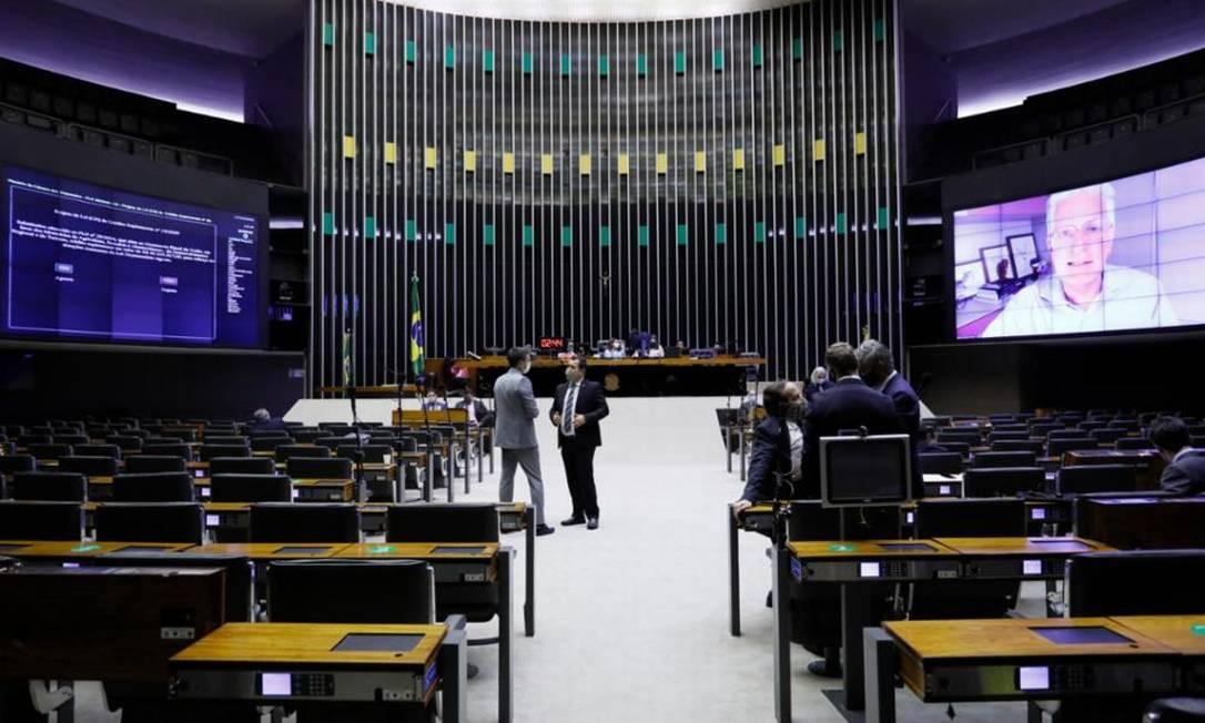 Câmara analisa PEC da Imunidade, após mudanças no texto Foto: Agencia Camara