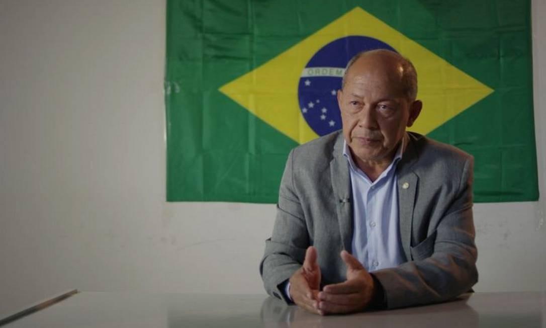 Deputado federal Coronel Chrisóstomo foi apontado por grupo de grileiros como um de seus principais apoiadores em Brasília Foto: Reprodução