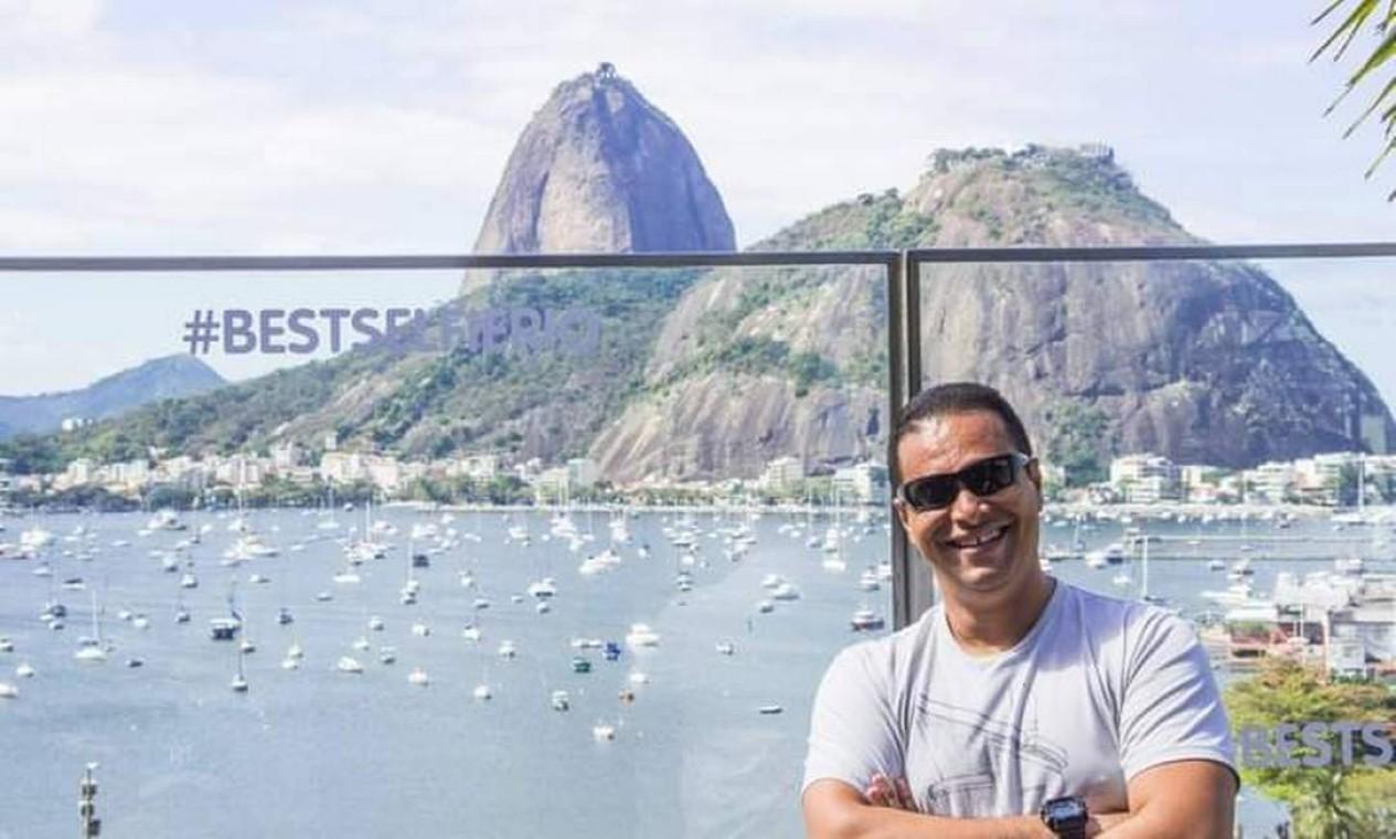 """Moisés Padilha: """"Para cada lado que você olha no Rio existe uma inspiração"""" Foto: Moises Padilha / Cortesia"""