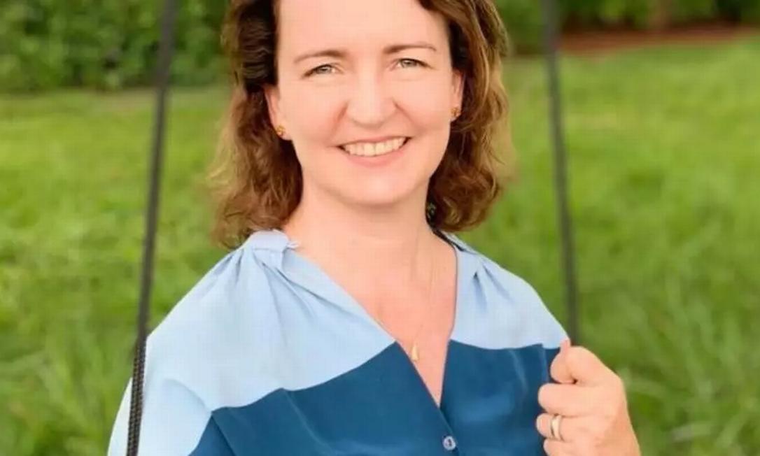 Cristiana Toscano, a única brasileira e sul-americana no Grupo Estratégico Internacional de Experts em Vacinas da OMS Foto: Arquivo pessoal
