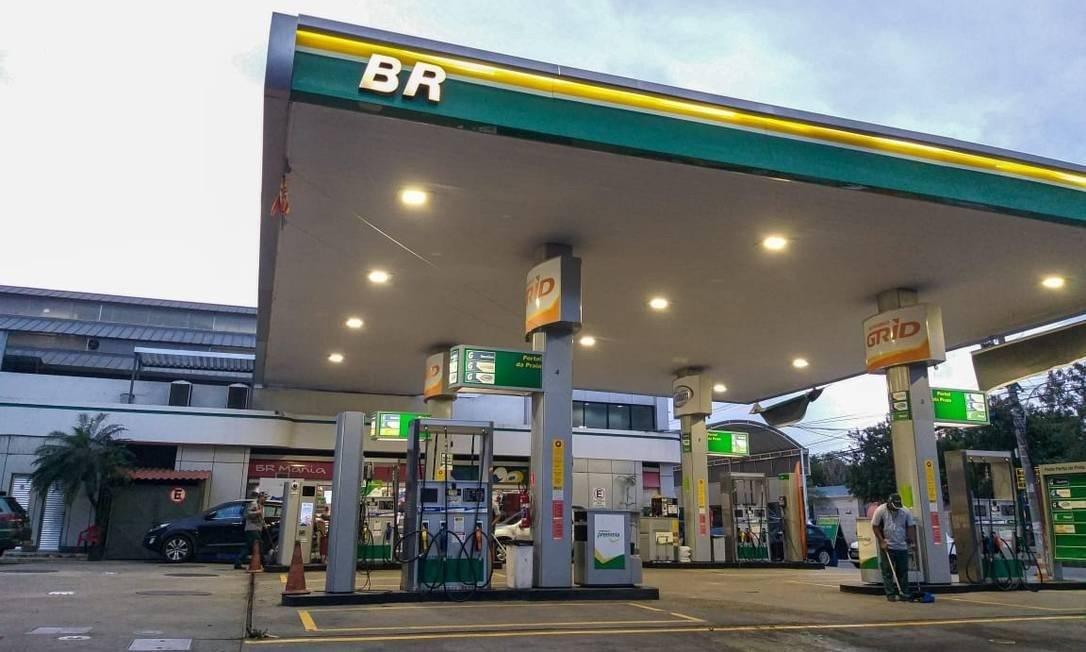 Petrobras eleva preço do diesel Foto: Gabriela Fittipaldi/Agência O Globo