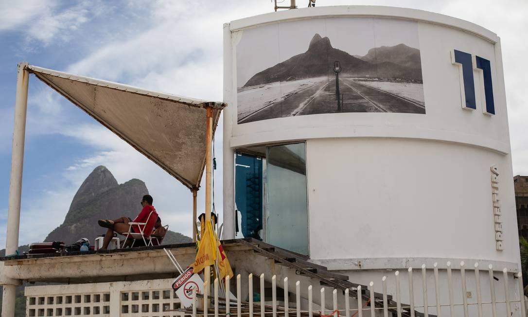 Exposição de fotos pelos postos da também vão exibir registros que foram feitos próximos do local há mais de 100 anos Foto: Brenno Carvalho