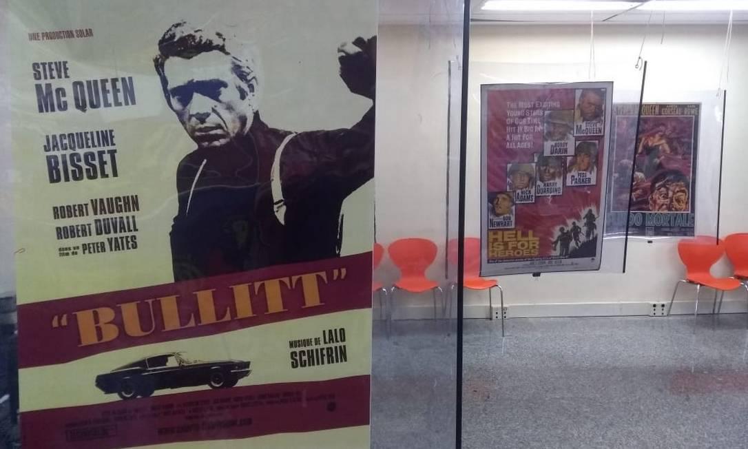 Mostra no Centro Cultural Cavídeo homenageia Steve McQueen Foto: Divulgação