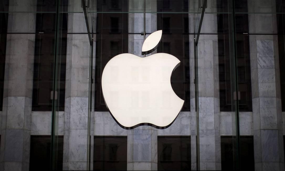 Apple: reguladores britânicos vão investigar práticas da loja de aplicativos da empresa Foto: Mike Segar / REUTERS