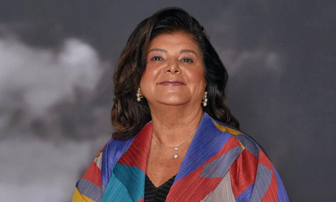 Luiza Trajano, fundadora da Magazine Luiza Foto: Cassia Tabatini