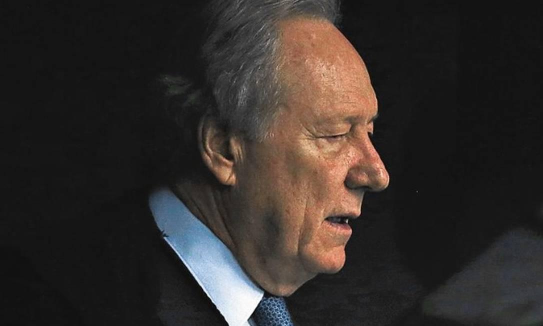 Ministro Ricardo Lewandowski, do Supremo Tribunal Federal Foto: Jorge William / Agência O Globo