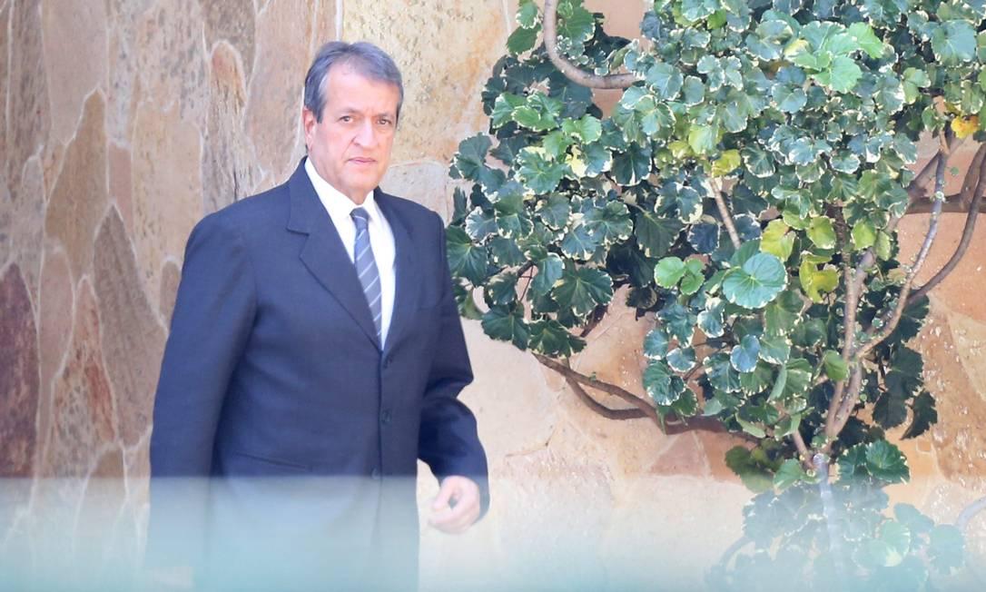 O ex-deputado Valdemar Costa Neto (PL), em foto de 2018: com discrição, dirigente partidário se aproximou de Bolsonaro Foto: Ailton de Freitas / Agência O Globo
