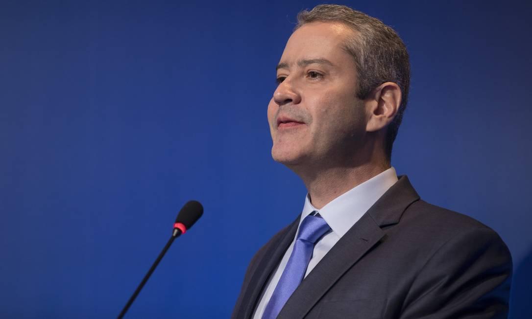 Rogério Caboclo, presidente da CBF Foto: Lucas Figueiredo/CBF