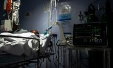 Com explosão de casos, Salvador criou salas segregadas nas UPAs para atender doentes de Covid e evitar colapso no atendimento Foto: Felipe Iruatã