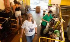 RI Rio de Janeiro (RJ) 02/03/2021 PIB Hhistórias de quem teve um ano difícil na pandemia. A Izabel teve que fechar o restaurante de 27 anos, pois não conseguiu empréstimo e as vendas não seguraram. Foto: Roberto Moreyra / Agência O Globo Foto: ROBERTO MOREYRA / Agência O Globo