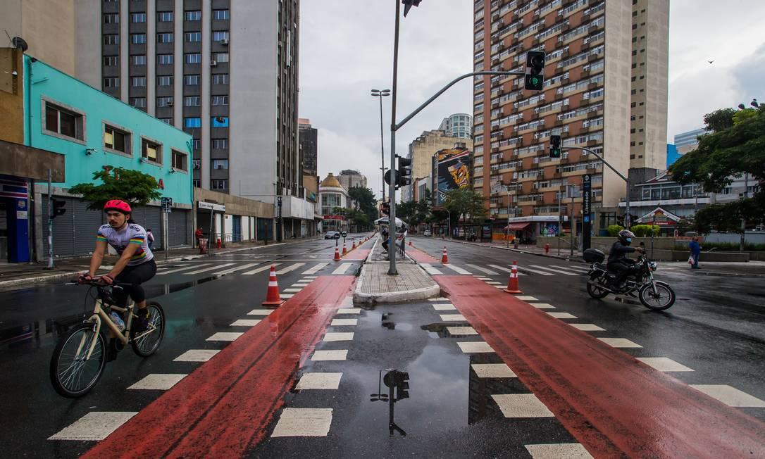 Liberdade, Centro Foto: Edilson Dantas / Agência O Globo